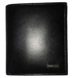 Woodland W 542004 Black Men's Leather Wallet