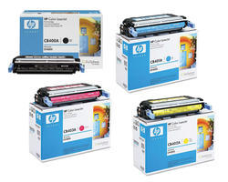 HP 642A Black Original Laser Jet Toner Cartridge Set
