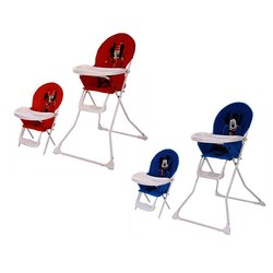 Plastic (Frame Material) 1-2 Kg Baby High Chair