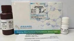 Anamol Triglycerides Test Kit
