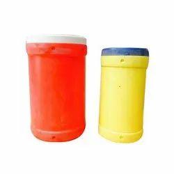 HDPE Packaging Jar
