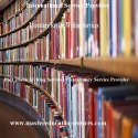 PhD Thesis Writing Service In India