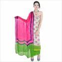 Cotton Print Pure Dupatta Suits