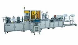 Best Quality N-95 Fully Automatic Face Mask Making Machine
