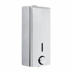Steel Manual Soap Dispenser