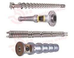 Food Extrusion Screw Barrel