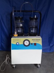 HI VAC Suction Machine