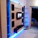 Wall Mounted TV Unit