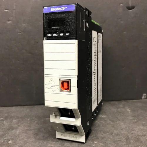 Allen Bradley 1756 En2tr Controllogix Plc Module