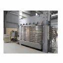 10 Daylight Heat Hot Press Machine