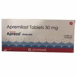 Aprezo Tablet 30mg Apremilast (30mg)