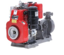 5520 STD CNL 2 Diesel Pump Set