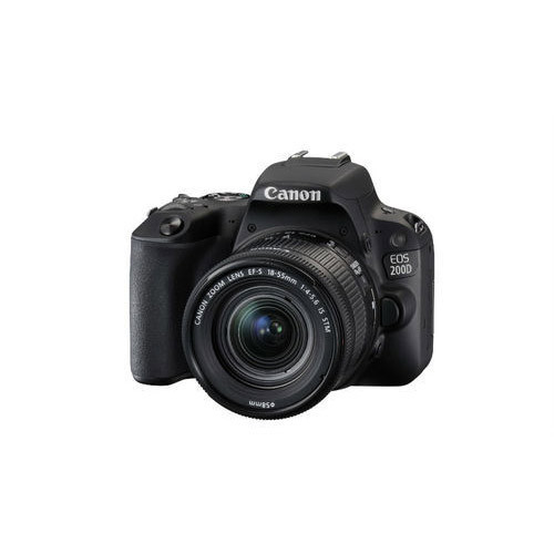 Canon EOS 200D Camera With Two Lens - Shree Sagar Sales, Ahmedabad