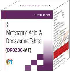 Mefenamic Acid and  Drotaverine  Tablets