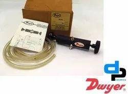 Dwyer Calibration Pump Series A-396A