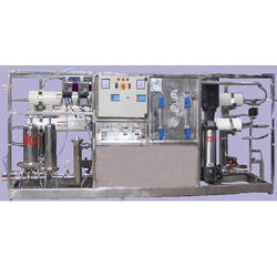 RO Plant for Mineral Water And Water Pouch Packing Machine