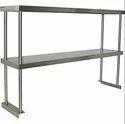 Dual- Deck Kitchen Rack