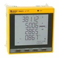 Bender PEM575  Power Quality and Energy Measurement