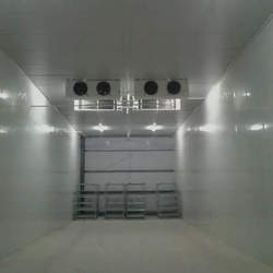 Mild Steel Cold Storage Services