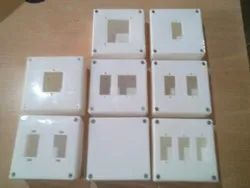 Plastic Electrical Open Switch Boxes for Electric Fitting