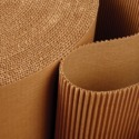 Flute Corrugated Paper Roll