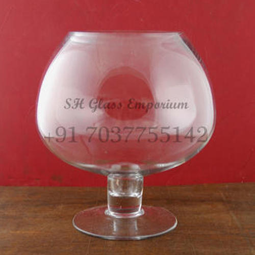 Large Brandy Glass Vases At Rs 50 Piece Labour Colony Firozabad