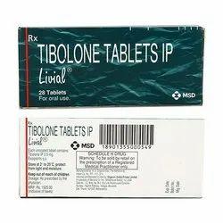 Livial Tibolone 2.5 mg Tab