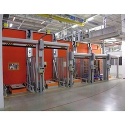 RP300 High-Speed Roll Doors Albany