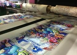 Sublimation Transfer Printing Service