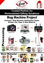 Dual Mug Heat Press Machine