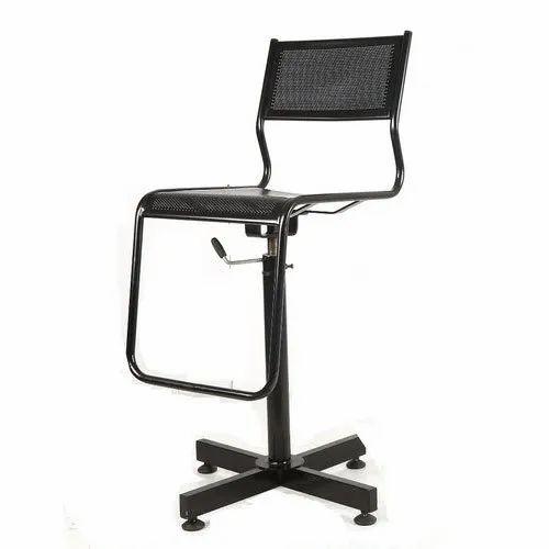 Fabulous Adjustable Hydraulic Counter Chair Machost Co Dining Chair Design Ideas Machostcouk