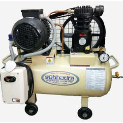 Painting 3 HP Air Compressor 3