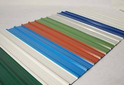 Plain Color Coated Sheets