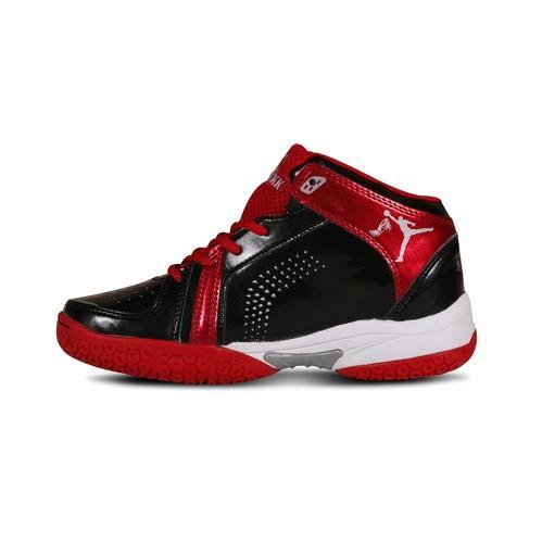 b36112ec7796 Red And Black Kwickk Basketball Shoes