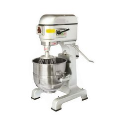 Stainless Steel Automatic Planetary Mixer, 220 - 240 V, Packaging Type: Carton Box
