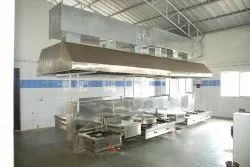 Exhaust Hood Installation Service