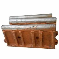 Jaw Crusher Toggle Plate, For Used In Jaw Crusher