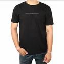 Men Fanatic Heritage Clothing Round Neck T-shirt (black)