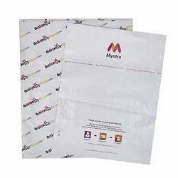 Euphoria LDPE Polythene Printed Courier Bags