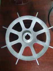 Aluminium Cooling Fan for Motors