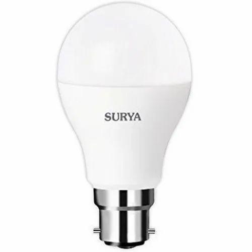 Cool daylight 9W Surya LED Bulb