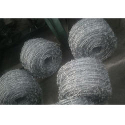 Silver Barbed Wire, Size: 13*13 Also Available In 12*12