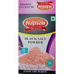 Hapson Black Salt Powder, Packaging Size: 25 Gm
