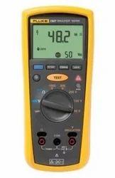 Fluke 1507 Insulation Resistance Testers