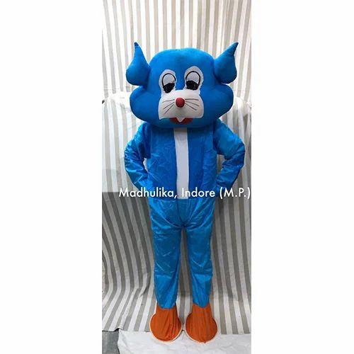 0281f7999 Blue & White Tom Mascot Costume, Rs 2200 /set, Madhulika Vastralaya ...