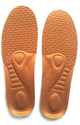 Foam Health Insoles - Brown