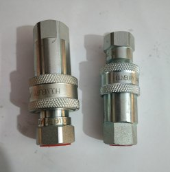 Hydraulic Quick Release Coupling QRC