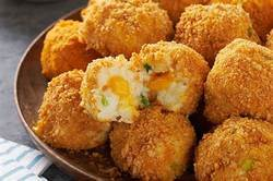 Potato Cheese Shots (Nuggets)