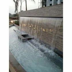 Water Sheet Waterfall