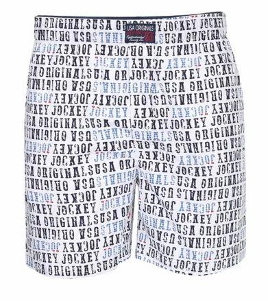7fe75173 Jockey White Prints Boxer Shorts, बॉक्सर शॉर्ट्स - Azad ...